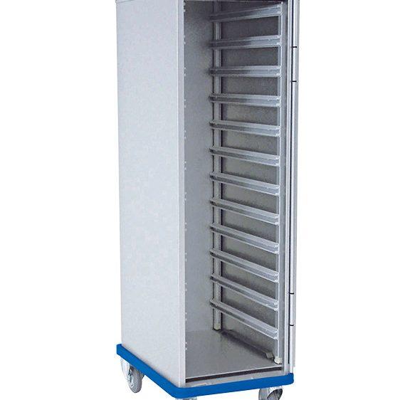 Armoire aluminium iso