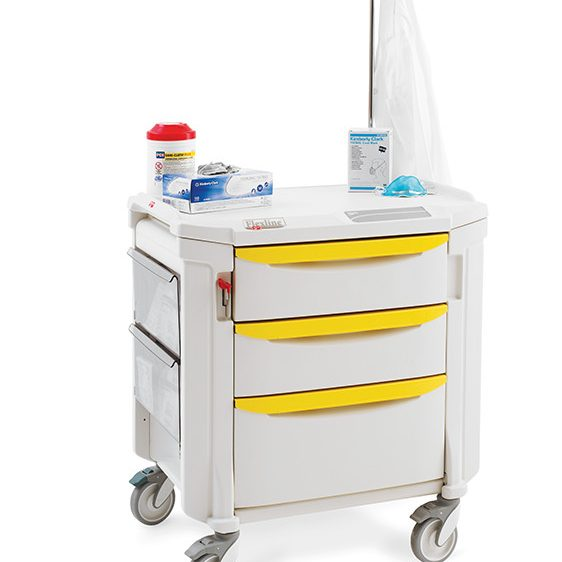 Chariot de soins Flexline