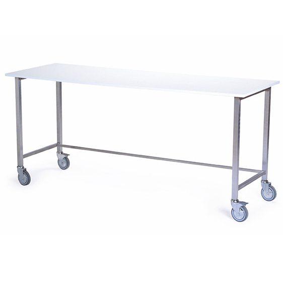 Table de préparation fixe et mobile