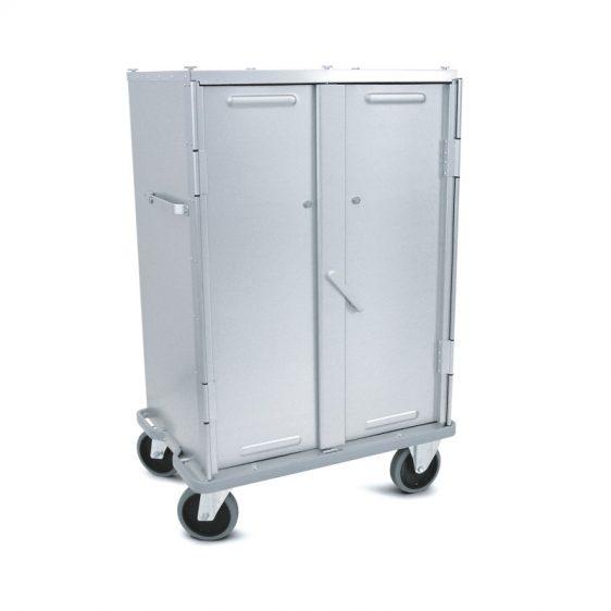 Armoire de transport aluminium avec guides
