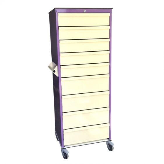 Armoire haute de stockage Easy-soins